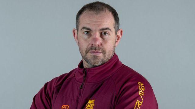 Ian Watson has taken over as Huddersfield head coach