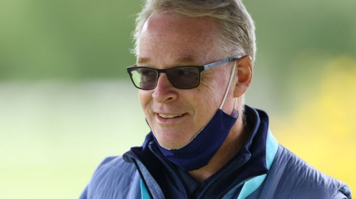 Keith Pelley is delighted with the outcome of the Strategic Alliance with the PGA Tour