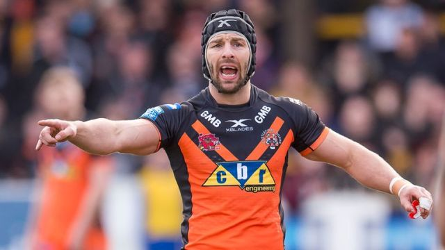 Luke Gale enjoyed his time with Castleford