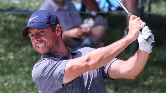 McIlroy missed the cut by 10 hits at The Players