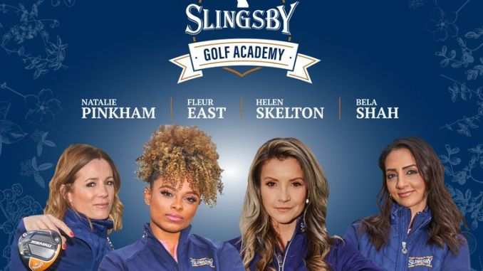The Slingsby Golf Academy launches this week