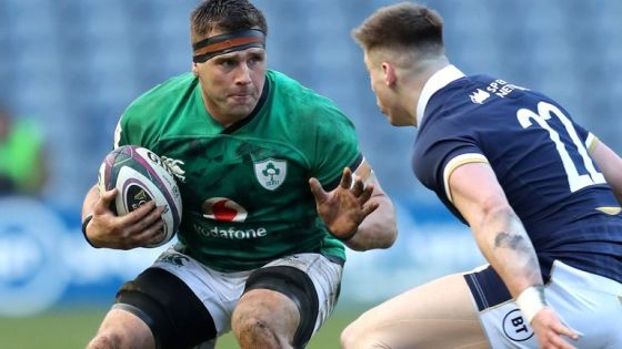 Ireland No 8 CJ Stander unexpectedly leaves the scene of the Test this weekend, despite being 30 and at the prime minister
