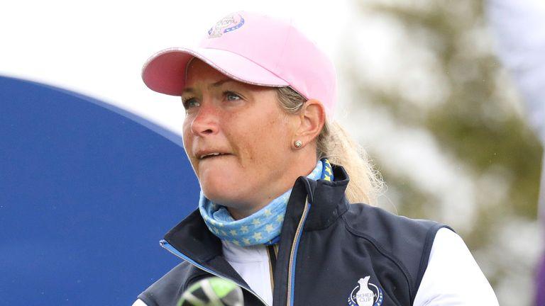 Suzann Pettersen is ambassador for the GEO Foundation