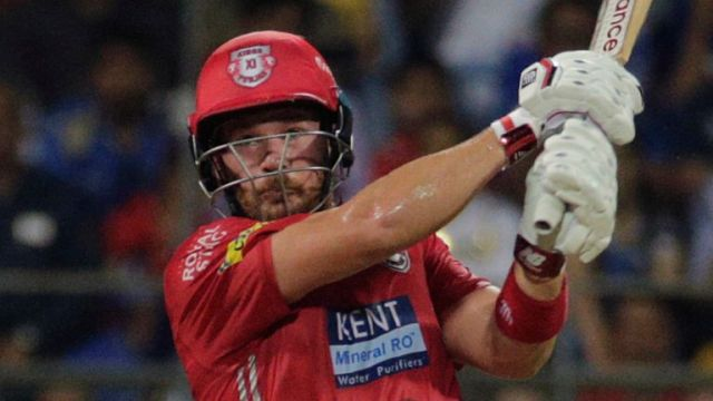 Aaron Finch has played for eight different teams in 10 IPL seasons