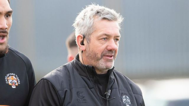 Daryl Powell wants to end his time with Castleford on a high