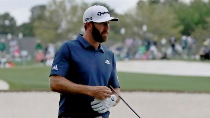 Johnson blamed poor putting for his early exit