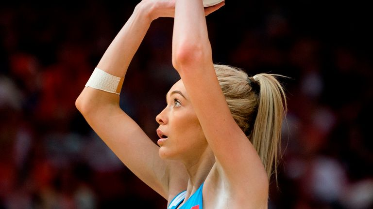 England's shooter has a proven track record of stepping up and delivering when the pressure is on