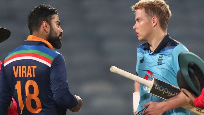 England will play India in a T20 and ODI series next July