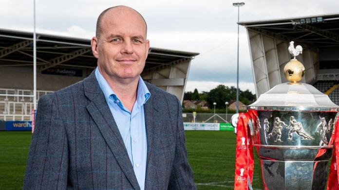 Newcastle Thunder chairman Mick Hogan spoke to Sky Sports on this week's Golden Point Podcast