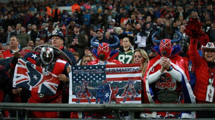 Brett Gosper, the NFL's Head of Europe & UK says it's possible more games could be brought to London in the future if franchises decide to move more of the home fixtures.