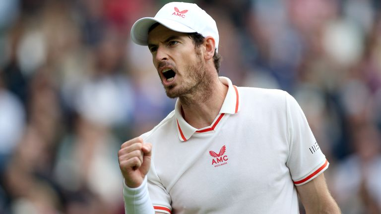 Andy Murray, the 2012 US Open champion, is currently the first player on the alternate list