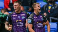 Agar hails Rhinos' effort in win at Wolves