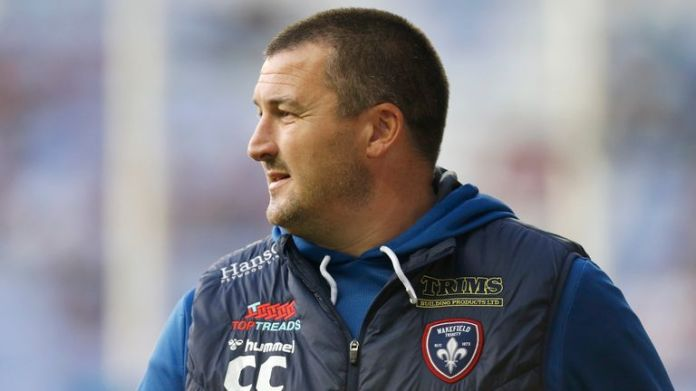 Chris Chester has left Wakefield after just four wins in Super League in 2021