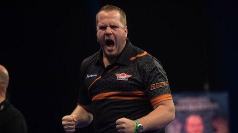 Dirk van Duijvenbode enjoyed a breakthrough run to the final at last year's tournament