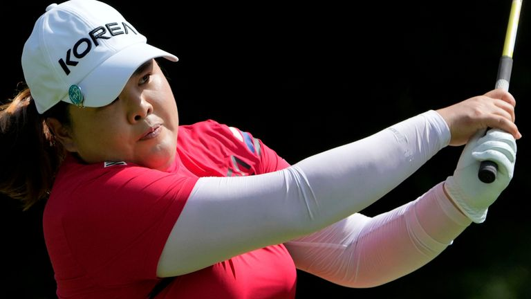Inbee Park was set to defend her title at Kooyonga Golf Club in Adelaide in February 2022