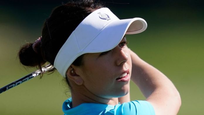 Georgia Hall makes her third consecutive Solheim Cup appearance for Team Europe