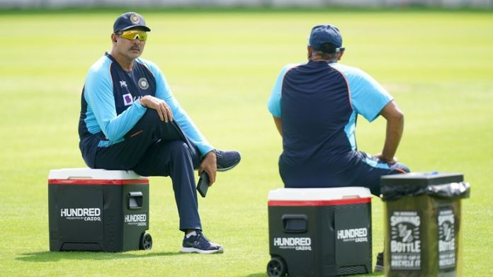 Shastri had India on course for their first Test series victory in England since 2007