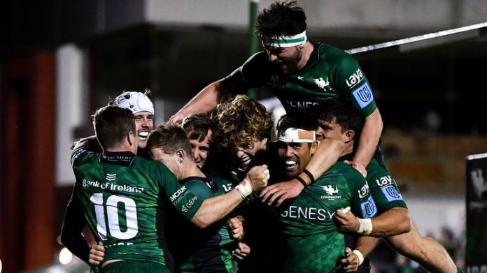 Connacht secured a magnificent victory over the Bulls in Friday night's URC action