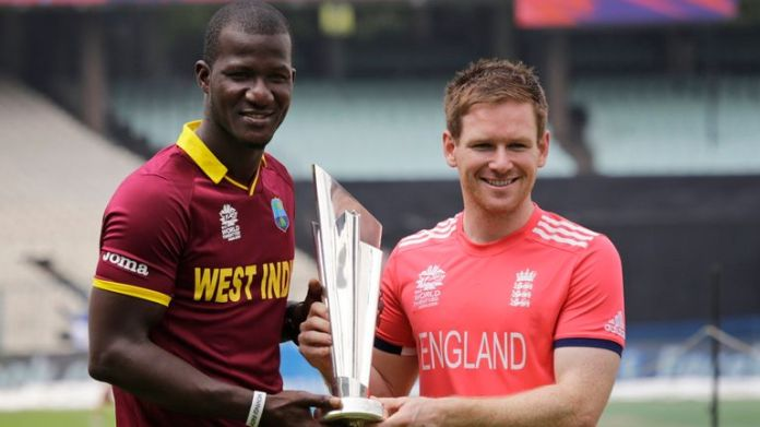 West Indies beat England in the last edition of the T20 World Cup in 2016