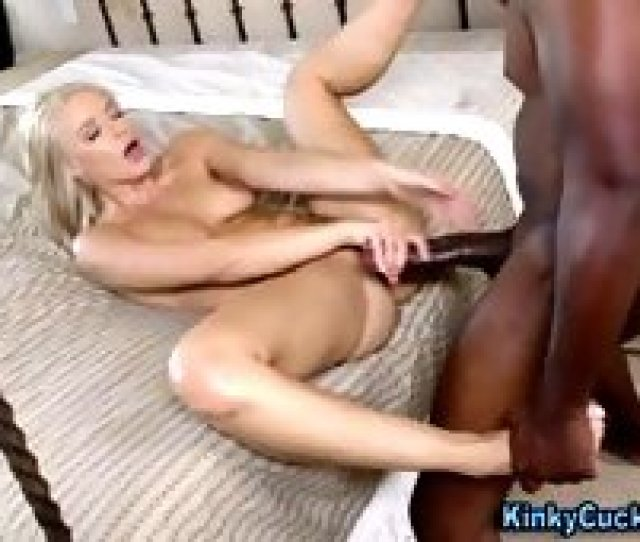 Babe Rides Big Black Dick