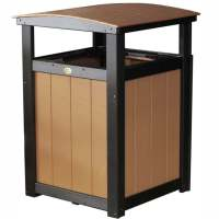 LuxCraft Poly Trash Can  Hostetler's Furniture