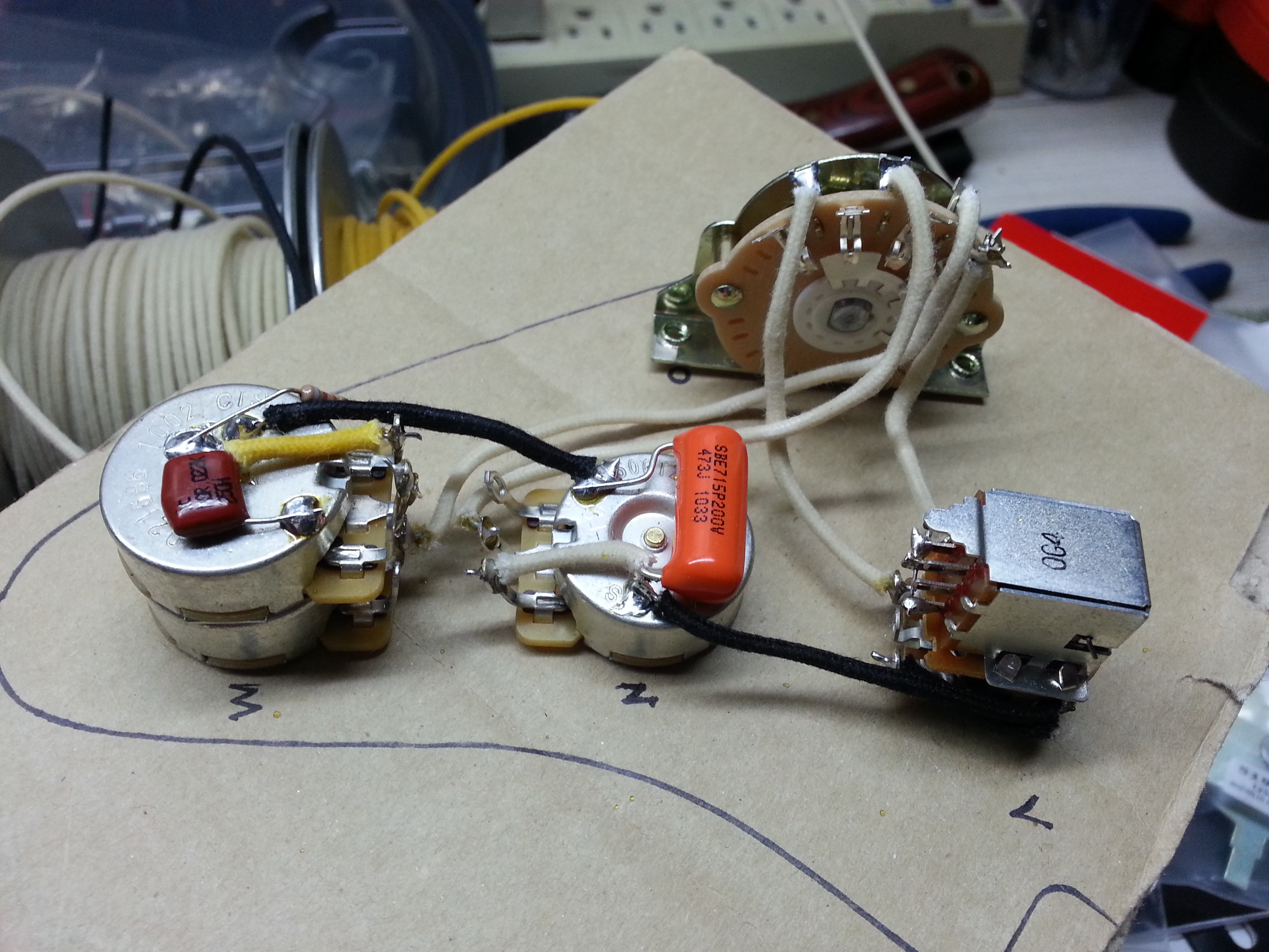 Wiring Diagram Together With Strat Bridge Tone Control Wiring Diagram