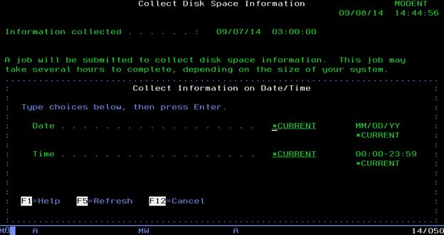 ibm go disktasks - As400 Computer System