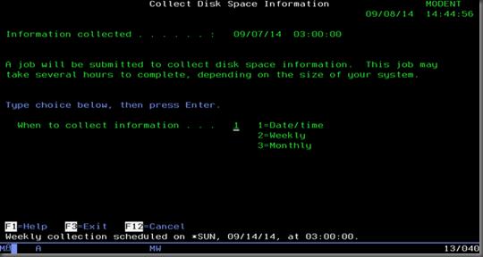 IBM GO DISKTASKS