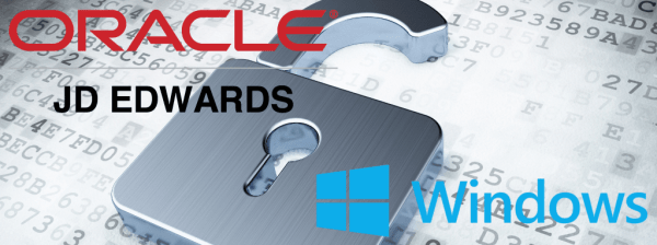 EnterpriseOne Windows Firewall