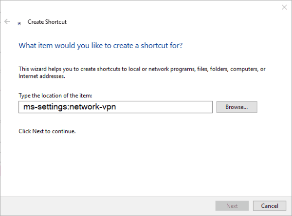 create-shortcut-ms-settings-network-vpn