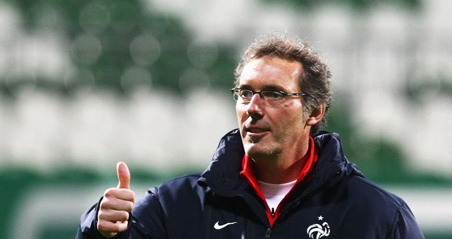 Laurent Blanc: Expecting England to be defensive