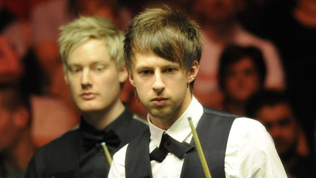 judd trump sees off neil robertson to win inaugural