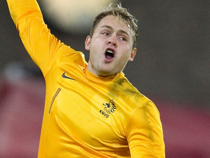 Jeroen Zoet Netherlands Player Profile Sky Sports