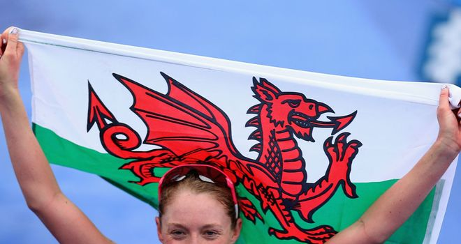 Non Stanford: Cannot wait to represent Wales at the Commonwealth Games