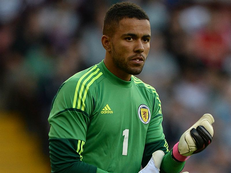 Jordan Archer Scotland U21 Player Profile Sky Sports