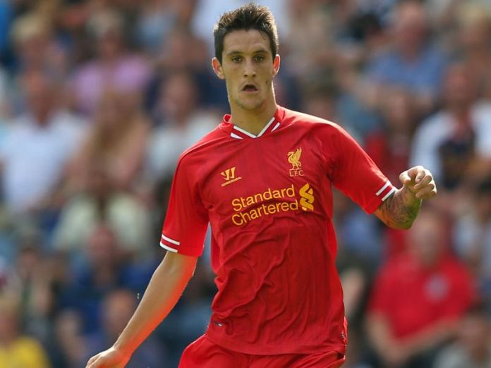 Image result for Luis Alberto Liverpool