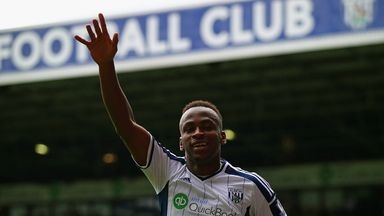 Saido Berahino: The Premier League's top English goalscorer with a tally of seven