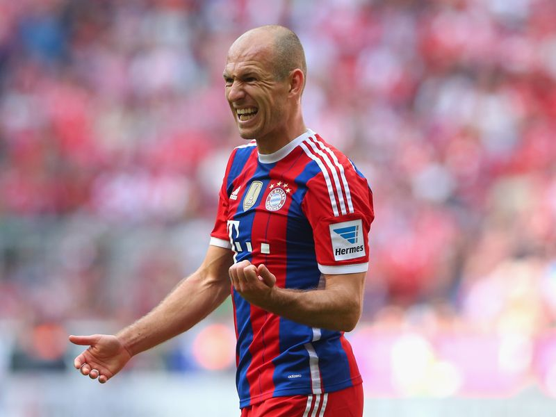 Image result for arjen robben