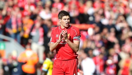 Steven Gerrard: Should relish time away from spotlight