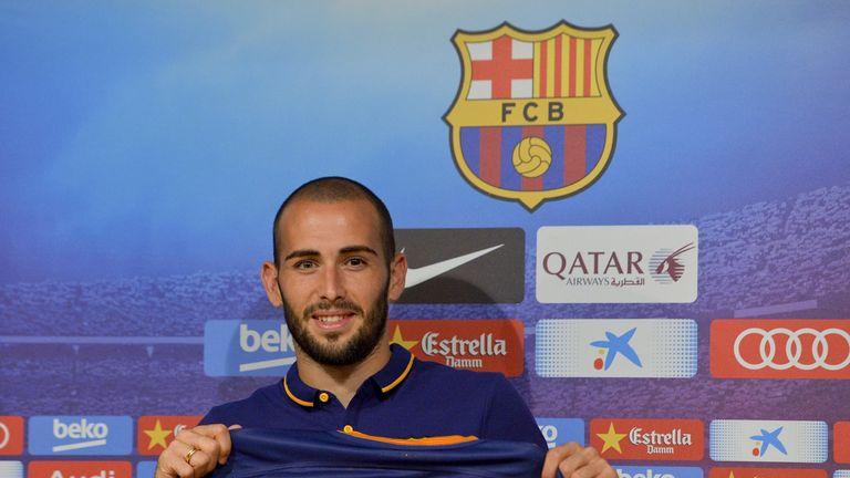 Alexis Vidal umukinnyi ukinira ikipe ya Fc Barcelona ugomba kuyivamo