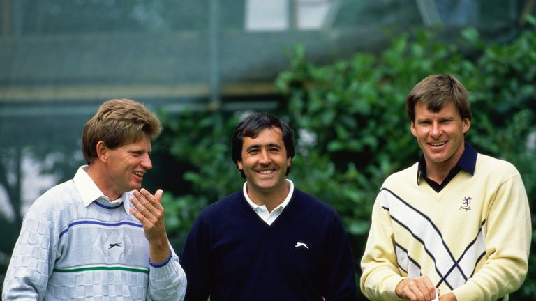 The Open What Happened At The Last Monday Finish Seve At