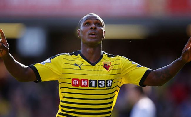 Odion Ighalo Open To Offers From Premier League Clubs