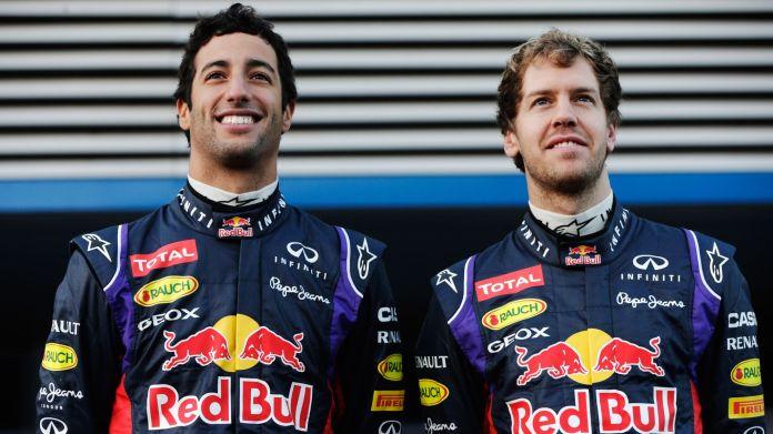 Race of Champions draw: Sebastian Vettel faces Daniel Ricciardo ...