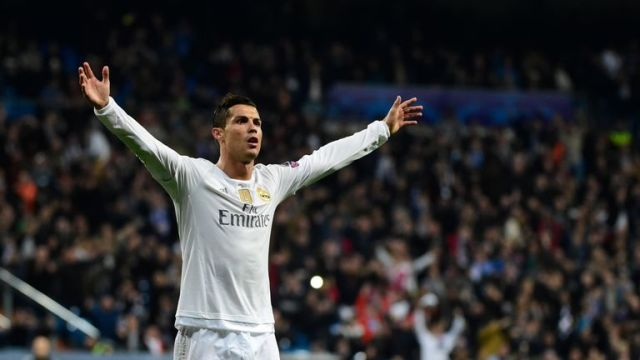 Cristiano Ronaldo says he is 'made to be the best'