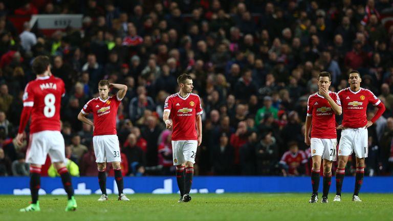 Manchester United Set Their Lowest Premier League Points