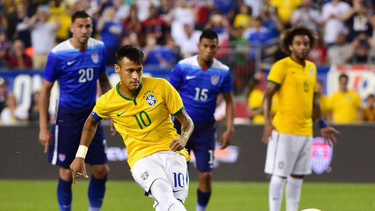 Neymar will play for Brazil at the Olympics this year