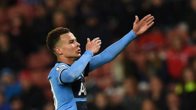 Tottenham's Dele Alli is the most valuable English player aged under 21
