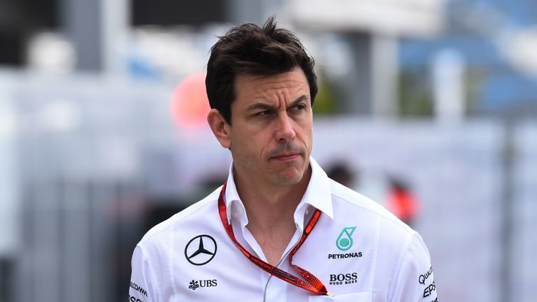 Toto Wolff Q&a The Mercedes Boss' Post Russian Gp