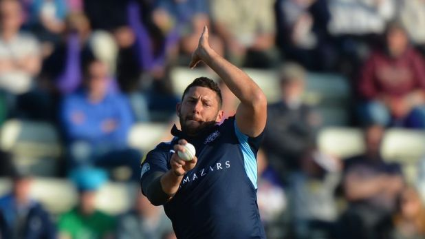 Tim Bresnan starred for Yorkshire with bat and ball in the win over Durham