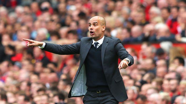 Pep Guardiola won 33 per cent of his Bundesliga games against Borussia Mönchengladbach with Bayern Munich